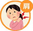 頭痛・首・肩・背中の痛み