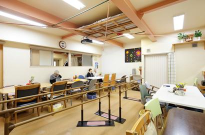 機能訓練室 兼 休憩室